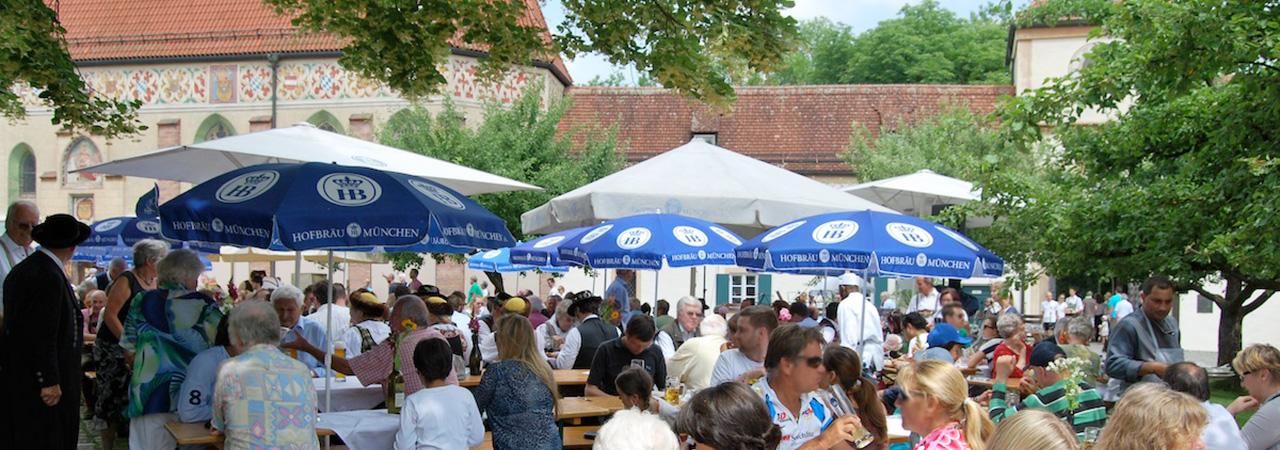 Obermenzinger Dorffest   Verein der Freunde Schlossblutenburg e.V.