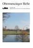 Obermenzinger Heft Ausgabe 12/2020 Titelseite